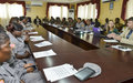 Training on Gender and Security Sector Reform kicks off in Monrovia